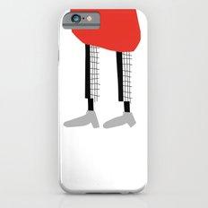 red coat iPhone 6s Slim Case