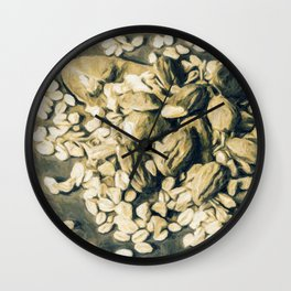 Contrast the thoughts Wall Clock