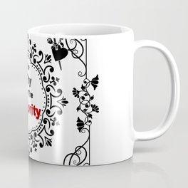 No pity for the majority - eng v2 Coffee Mug