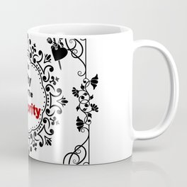 No pity for the majority - eng v2 Coffee Mug