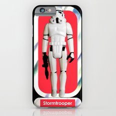 Stormtrooper : Vintage Kenner action figure Smaller Size Slim Case iPhone 6s
