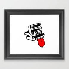Say...BOO!! Framed Art Print