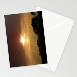 Towards the sun Stationery Cards