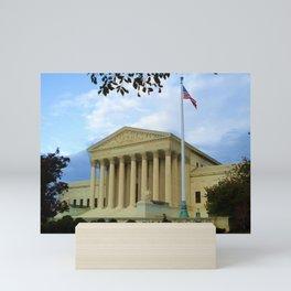 SCOTUS Mini Art Print