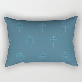 Barque Tall Ship Pattern Rectangular Pillow