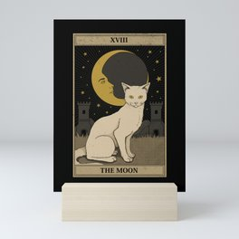 The Moon Mini Art Print
