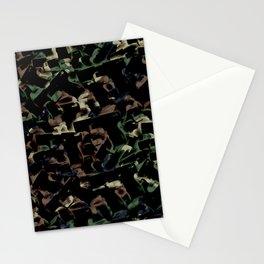 Gun Camo Stationery Cards