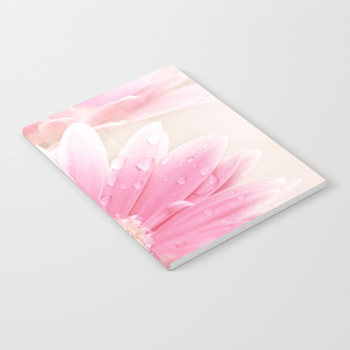 Raining Petals Notebook