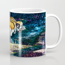 Drinking the Elixer of Life Coffee Mug