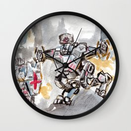 Knights of Camelot Wall Clock