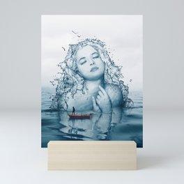 Spirit of the Ocean Mini Art Print