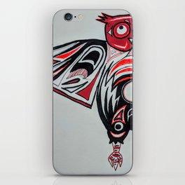 Owl See You on Haida Gwaii iPhone Skin