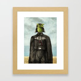 Son of Darkness Framed Art Print
