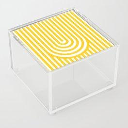 U, Acrylic Box