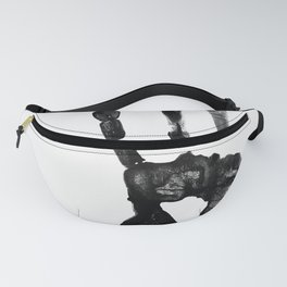 Hand Print Fanny Pack