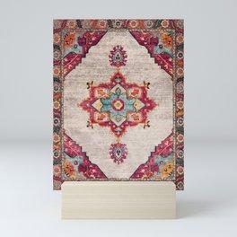 N251 - Oriental Traditional Vintage Moroccan Style  Mini Art Print
