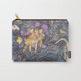 Deep Under the Sea Carry-All Pouch