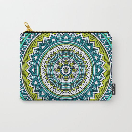 Hippie Mandala 2 Carry-All Pouch