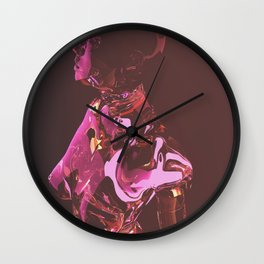 First Thought Wall Clock