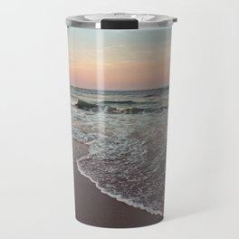 Rushing Sunset Travel Mug