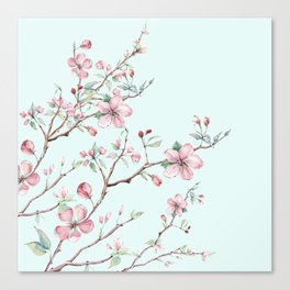 Apple Blossom #society6 #buyart Canvas Print