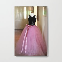 Queenie Metal Print