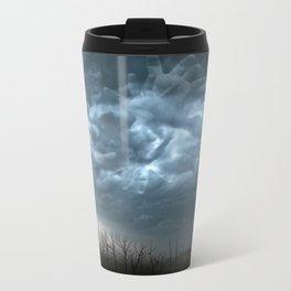 Fantasma Mano Storm Clouds Travel Mug