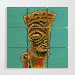 Marquesan East Wood Wall Art