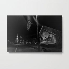 Church And State Metal Print