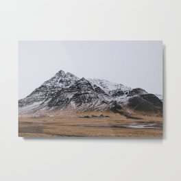 ICELAND XIII Metal Print
