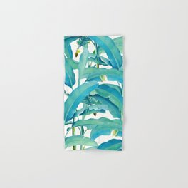 Banana Forest #society6 #decor #buyart Hand & Bath Towel