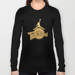 Tune Squad T Shirt Long Sleeve T-shirt
