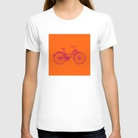 bicycle T-shirts featuring Bicycle by Mr & Mrs Quirynen