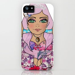 VanMoon Nadya iPhone Case