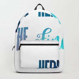 The Finest Crew Backpack