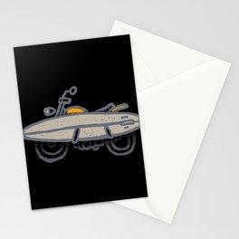 Surf Biker Stationery Cards