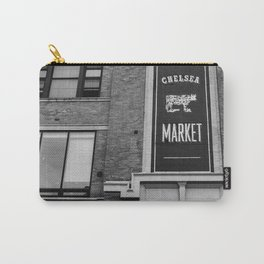 Chelsea Market Carry-All Pouch