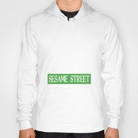 sesame street Hoodies featuring Im-Still-Kind-Of-Mad-They-Never-Actually-Told-Us-How-To-Get-To-Sesame-Street-T-Shirt by anto harjo
