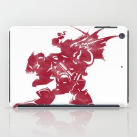 final fantasy iPad Cases featuring FINAL FANTASY VI by DrakenStuff+