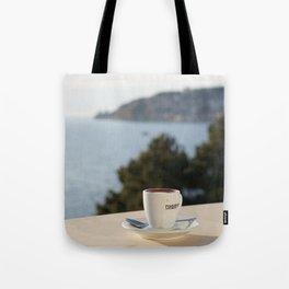 manic monday Tote Bag