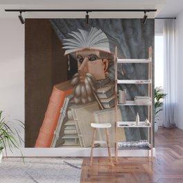 Giuseppe Arcimboldo - The Librarian Wall Mural