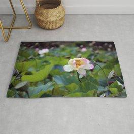 Aquatic Garden Lotus 2 Rug