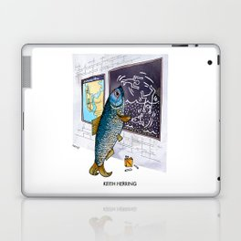 Keith Herring Laptop & iPad Skin