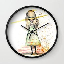 Sister Wall Clock