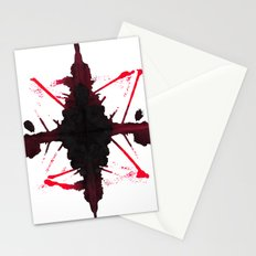 S p l a t t e r Stationery Cards