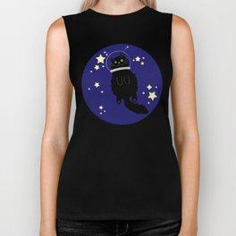 Space cats: Blixa Biker Tank