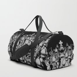 The Chess Crowd Duffle Bag