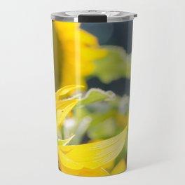 Sunflowers 14 Travel Mug