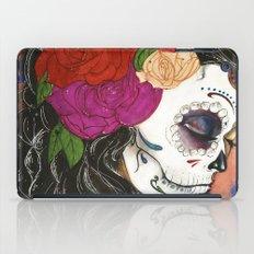 Natural High: Maquillaje De La Dia iPad Case