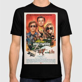 Once Upon a Time in Hollywood T-shirt